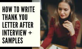 Thank you email after the interview Samples | How to Write an After Interview Thank You Letter