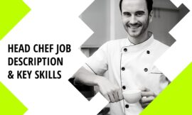 Head Chef Job Description
